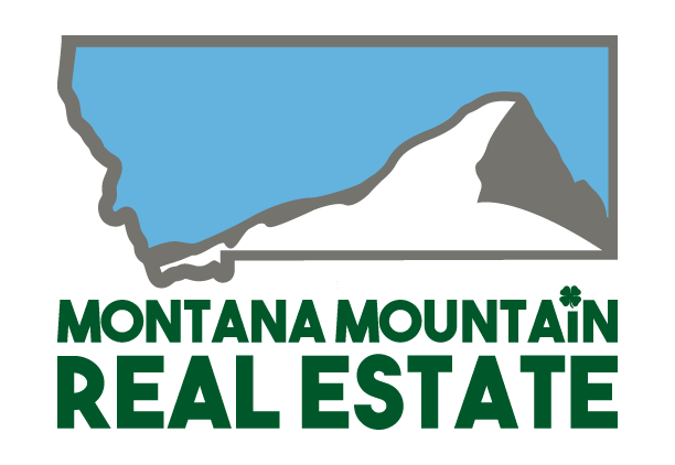 Montana Mountain Real Estate Logo